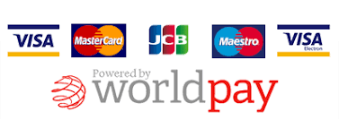 Worldpay credit card images